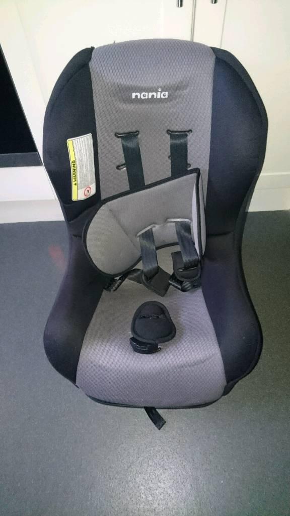 Nania car seat (9 months-4years)