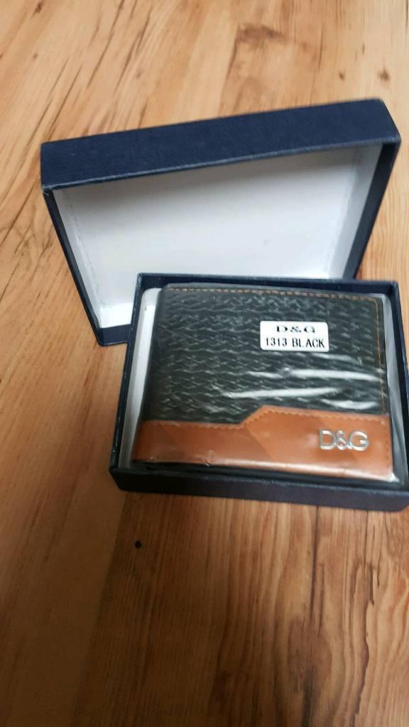 D&G Mens Wallet