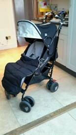 MACLAREN TECHNO XT UMBRELLA STROLLER - AS NEW