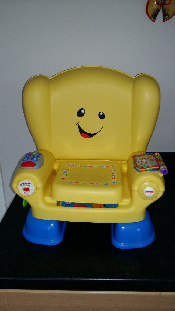 FISHER PRICE SMART CHAIR