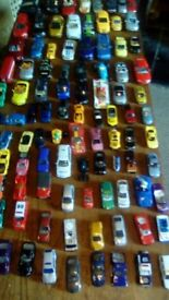 Toy cars Mixture of approx.100 used Toy cars