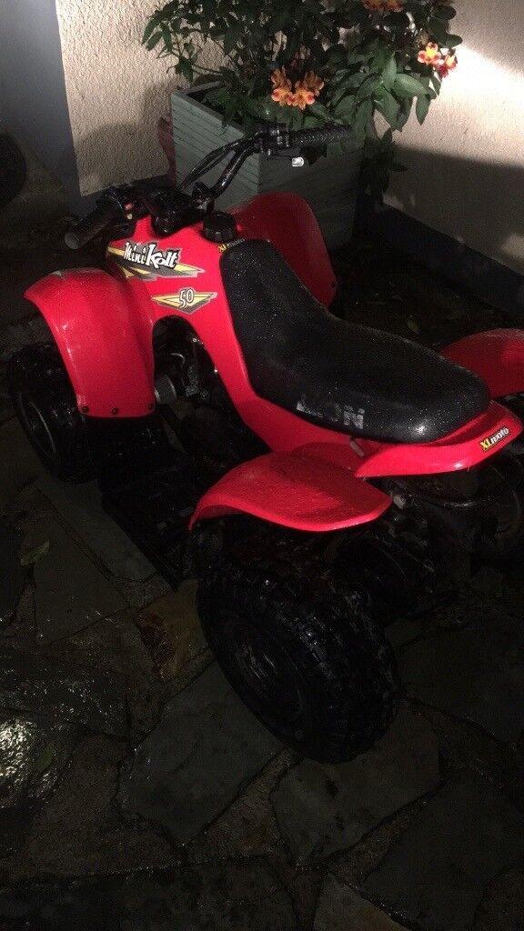 Aeon mini kolt 50cc quad