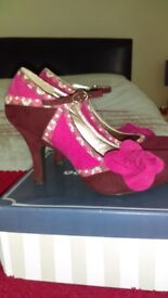 Ruby Shoo Sophie size 6