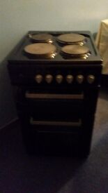 New world electric cooker good condition not needed any more black in colour 80 pounds ono