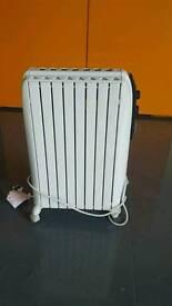 Oil filled electric radiator De'Longhi Full Working Order