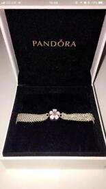 Genuine Pandora Chain Bracelet