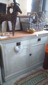 FABULOUS Vintage cupboard painted SOLD
