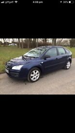 ford focus 1.6 tdci hpi clear