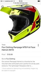 MTB Full Face Helmet