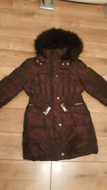 Ted Baker girls winter coat