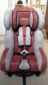 Car seat Recaro Young Expert