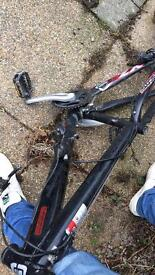 Scott YZ3 bike frame