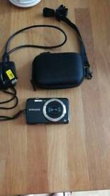 Samsung zoom lens camera