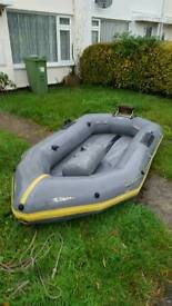 Inflatable boat Avon 9 ft