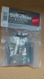 Soft -close for 5door suitable for use with kitchen units