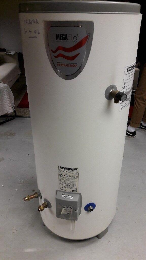 Heatrae SADIA Unvented Cylinder 170L.