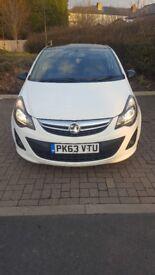 Vauxhall Corsa Limited Edition 2013