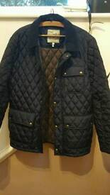 Joules Mens Quilted Jacket As New