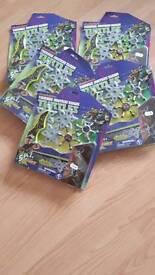 5 teenage mutant ninja turtle splat strike games new