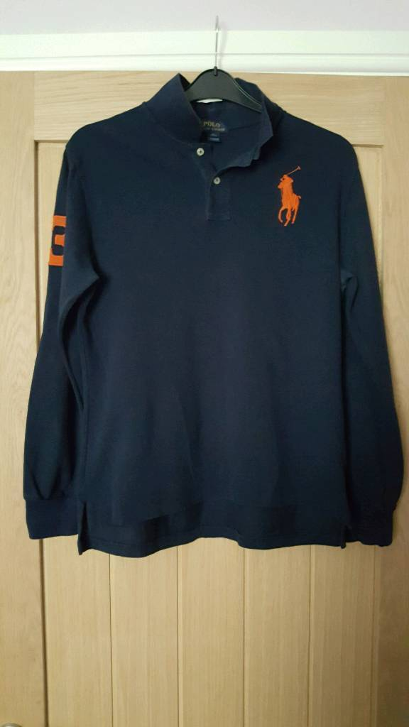 Junior boys Ralph Lauren top