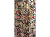 3 pairs of gorgeous luxury heavy lined curtains