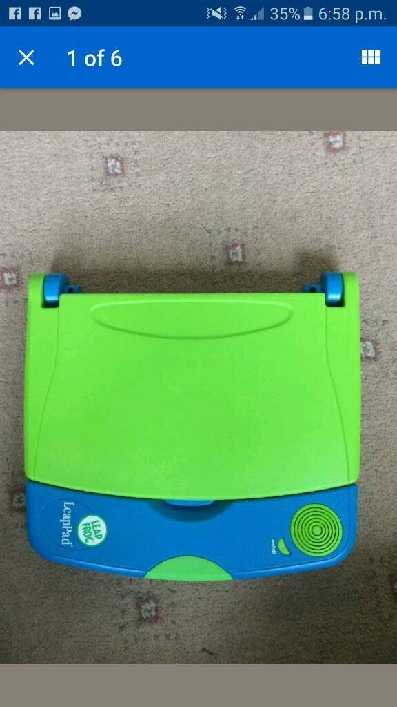 leap pad and games