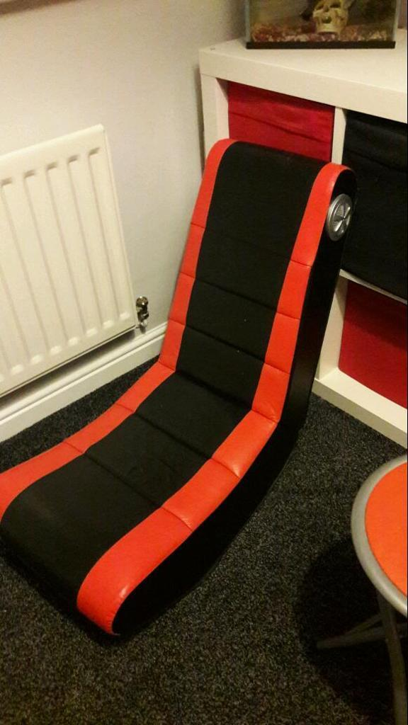 Gaming chair (no wires)