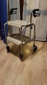 Days Medical 4 wheeled trolley