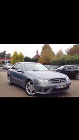 Merceds Benz CLK220 CDI Sport (Stunning)