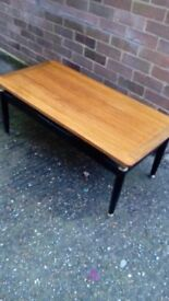 g plan vintage coffee table