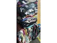 Massive Joblot Clothing For Women's Men's and Children