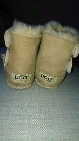 Ugg boots size 1 yr-18 months