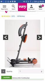 Brand new rowing machine