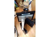 A used black cooker hood 600cm wide 3 speed it is in very good condition.