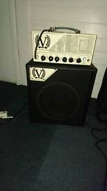 Victory V40 + 1x12 matching cab *Almost brand new, mint condition*