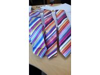 3 stunning mens ties