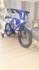 16 inch motorbike cycle