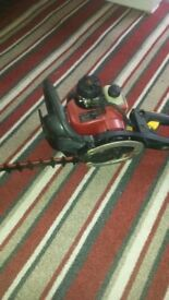 petrol homelite hadge trimmers for spare or repaired engine is working