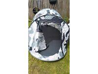 Crivit 2 man pop up tent