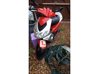 Peugeot speed fight 2 50cc mopes