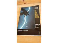 Batman comic books: UK 1st printings in very good condition