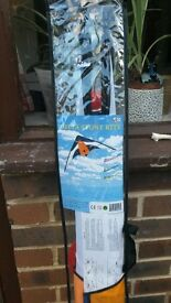 New fibreglass frame stunt kite