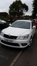 REDUCED Skoda Octavia VRS Petrol 200bhp FULL MOT Fsh must go this week