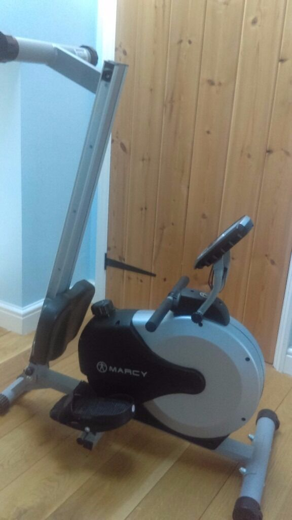 Marcy Rm413 Folding Rowing Machine For Sale Great Condition