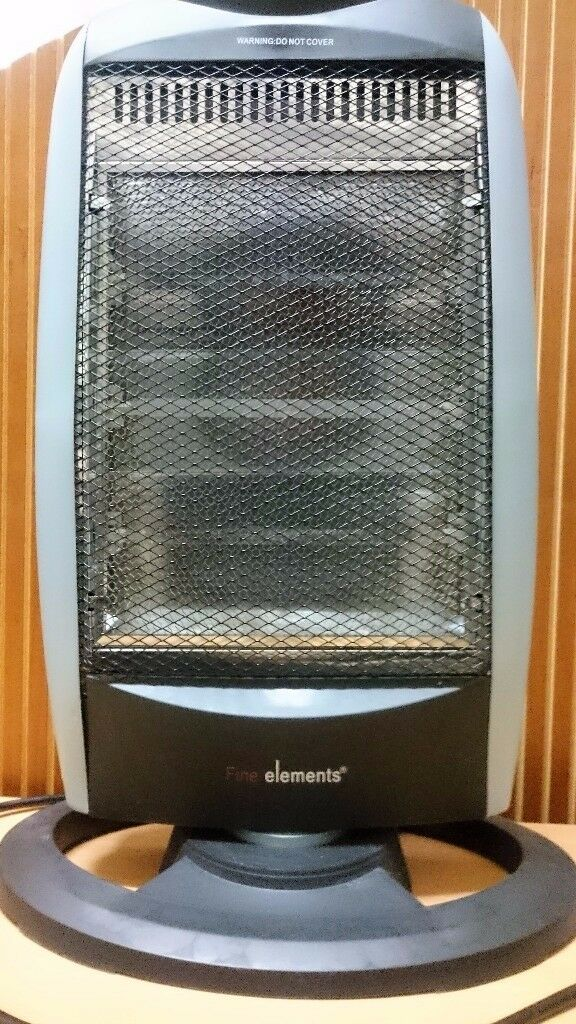 halogen heater in a very good condition