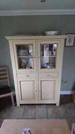 Handmade Wooden Kitchen Dresser Unit