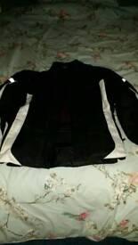 Ladies Richa bike jacket