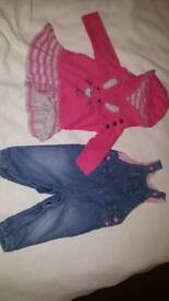 NEXT & Mothercare 3-6 girl bundle