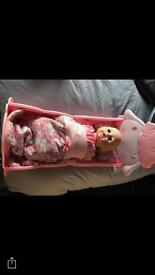 Baby Annabelle complete set
