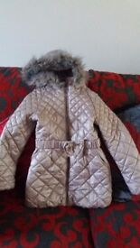 Girls coats age 9-10 years. Both from Next. Excellent condition.